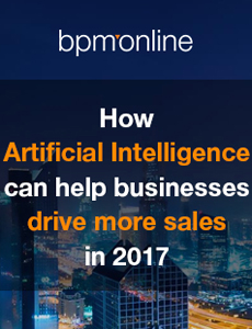Free eBook - How Artificial Intelligence can help businesses drive more sales