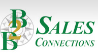 B2B Sales Connections - Sales and Sales Management Training Logo