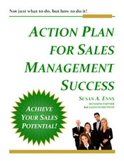Action Plan For Sales Management Success  - Sales Management Training & Coaching eBook Cover