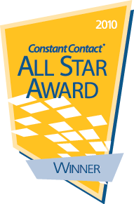 B2B Sales Connections Selected 2010 Constant Contact All Star